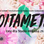 NOITAMETSÄ – 10v. juhlavuoden ensimmäinen ensi-ilta 29.3.2019