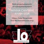 PYTin 10-vuotisjuhlanäytelmä: Minna Canthin Anna-Liisa!