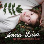 Anna-Liisa saa ensi-iltansa 9.11!